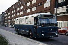 GVBA bus 111 Amsterdam  Oostzaanstraat MdeK (Arthur-A) Tags: bus netherlands buses amsterdam nederland autobus marius kok gvb aec bussen verheul gvba luchtbus