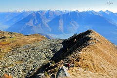 Rock Glacier - Malvedello (luca2142) Tags: italy alps italia geology alpi lombardia valtellina lombardy geologia rockglacier alpiretiche poira trecornini costieradeicech malvedello