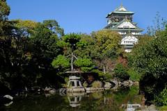 Osaka Castle, , , saka-j Ch-ku, Osaka, Japan (Caroline) Tags: japan osaka  osakacastle  sakaj chku sakajchku