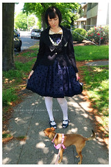 Day08-03 (nezumichuu) Tags: cute me fashion lolita nezumi lolitafashion dailycoordinate mylifewithmister