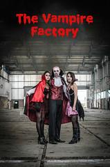 DSC_6300_Front (Marco Frig Photographer) Tags: girls red urban black halloween work project dark costume nikon artist factory vampire story horror diaries vampiri