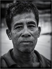 Myanmar 2014 (RieksKamphuis) Tags: travel people blackandwhite white black pen asia burma olympus myanmar tribe portret olympuspen birma omd olympusomd olympusomdolympus