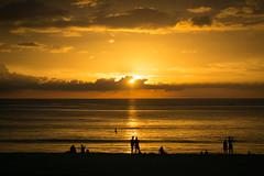 Sunset Karon Beach