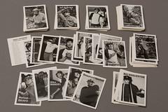 PRC Lecture: Mike Mandel's Baseball-Photographer Trading Cards, 1975) (PRCBoston) Tags: boston prc bostonuniversity smfa mikemandel photographicresourcecenter schoolofthemuseumoffineartsboston prclectures baseballphotographertradingcards