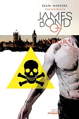 Preview: James Bond #3 (All-Comic.com) Tags: comics dynamite warrenellis jamesbond previews gabrielhardman allcomicpreviews jasonmasters domreardon allcomic