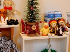 Handmade Crafts Galore at The Crafty Rat (rata-tat-tat) Tags: dolldiorama barbiediorama barbiehandmade