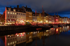 Copenhague - quartier Nyhavn (Didier Ensarguex) Tags: 5dsr didierensarguex 2470 copenhague danemark