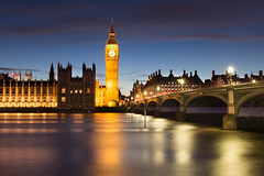 Westminster Dusk (Jake Pike) Tags: westminster dusk london cityscape light colour river thames palace night sky landscape lee filters reflections