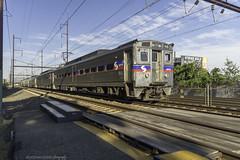 Septa Silverliner IV (ExactoCreation) Tags: septa silverlineriv transit commuter train northeast corridor