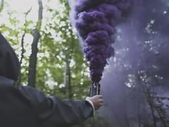 In the Wild (jsswiss) Tags: fs160925 gillalila fotosondag fujifilm xf23 fujinon xt2 smoke vsco fotosndag stockholm sweden