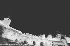 Carcassonne Castle, across Pont Vieux in La Cite Medievale at night. #carcassonnetourism #carcassonneimages #carcassonnecastle #carcassonnecastle #travelimage #castle #architecture #medieval #structure #nightimage #nightshoot #dark #franc (brianscantlebury.com) Tags: instagramapp square squareformat iphoneography uploaded:by=instagram moon