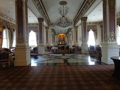 Le Pavillon Hotel (sftrajan) Tags: neworleans hotel lobby interior architecture centralbusinessdistrict cbd lepavillonhotel baronnestreet ballroom lounge newhoteldenechaud hoteldesoto 1900s toledanowogan toledanoandwogan