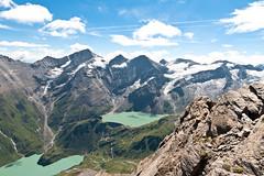 Stausee Mooserboden (Roger Hanuk) Tags: alpine austria kaprun kitzsteinhorn mountainrange reservoir salzburg at