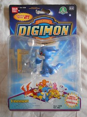 Veenom from Digimon Toyline Serie 2 (ItalianToys) Tags: toy toys giocattoli giocattolo figure veenom digimon