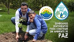 Ambiente de Paz (Corporacin Autnoma Regional del Guavio) Tags: car corpoguavio corporacinautnomaregionaldelguaviocorpoguavio agua colombia cundinamarca comprometidos asocars minambiente abejas conservacin paz
