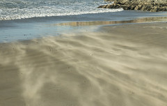 Blowing Sand, Santa Lucia Winds (marlin harms) Tags: blowingsand sand santaluciawinds wind