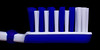 My Daily Routine  [Explored Nov 8, 2016] (GOLDFOCUS) Tags: goldfocus germany great giant golddragon geringeschärfentiefe autofocus black blackandwhite bokeh dof canon cool color colors canon40mmf28pancakelens ef ef40mm eos400d 400d happy happyshooting macromondays monochrome mono makro nophotoshop detail digital deutschland dark dunkel reflections reflektion reflection blue blau licht light lights lonesome lichter zahnbürste toothbrush brushteeth monday mydailyroutine
