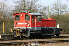 DB Cargo 335 136-8 Trier-Nord