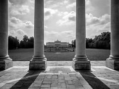 2016 - Villa Pisani - Stra (alesalina) Tags: 2016 architecture bw blackwhite brenta italia italy monochrome museo museum veneto villa