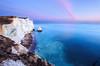 Seaford Little Rock Sunset (KVH-P) Tags: 2016 sigma1020mm water waves wideangle eastsussex england rocks travelphotography uk sunset nikond7000 ocean lowlight southdowns d7000 gitzotripod uklandscape sky leefilters sussex sussexlandscape sussexseascape sussexseascapes clouds cloudsstormssunsetsandsunrises chalk cliffs beach beacheslandscapes nikon seaford