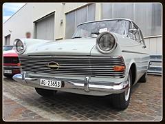 Opel Rekord P2 (v8dub) Tags: opel rekord p 2 schweiz suisse switzerland german pkw voiture car wagen worldcars auto automobile automotive old oldtimer oldcar klassik classic collector