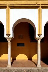 Crdoba (awbaganz) Tags: arch mezquita crdoba architecture spain reconquista religion christianity islam