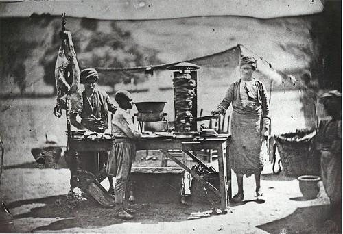 Ottoman Street Hawker