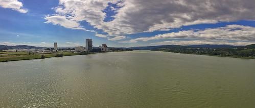 The Danube from Pochlarn