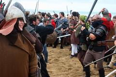 IMG_1151 (leroux.maximilien62) Tags: calvados normandie france medieval fantasy bataille battle casque helmet helm pe sword schwert armure armour armor panzer costume
