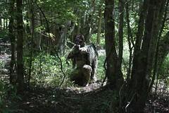 ballahack swamp sniper ghillie (TheSwampSniper) Tags: airsoft sniper swamp bolt action ballahack marksman replica intervention elite force g28 novritsch owner field ghillie suit hood best dmr high powered spring aeg