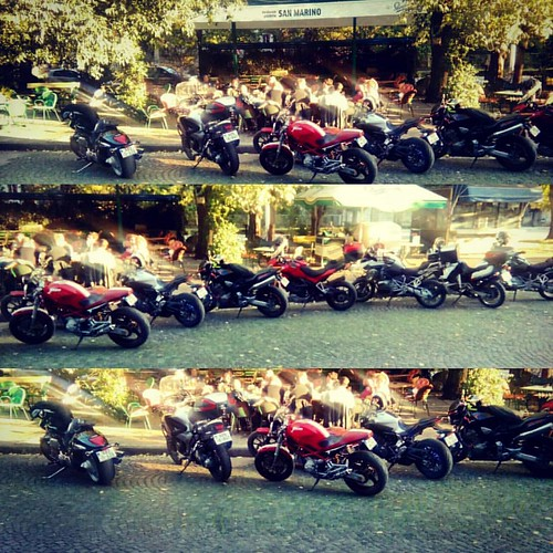 Volimo bajkere! ☺ A i bajkeri vole nas! #bikers #ontour  Dobro došli u #sanmarinočapljina hercegovačko-neretvansko #ministarstvoDobreHrane #mjesnazajednicaZapadnjak 😎  #restosanmarino #finestbbg  #čapljina #hercegovina  #leskovačkiroštilj #food