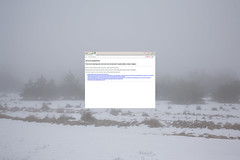 IMG_9897-Edit (apple2apple) Tags: emptyspace googlechrome winter snow collage fog