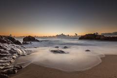 Praia de Labruge (Daniel Caridade) Tags: labruge vila do conde praia beach sea mar oceano ocean rocks rochas pôrdosol sunset portugal