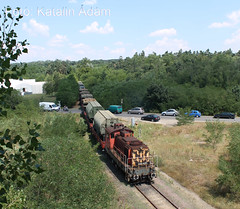 448 420 (dm Katalin) Tags: bob mozdony vonat train rail railway tehervonat