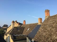 Bampton rooftops (TomChatt) Tags: england bampton oxfordshire ourhotel