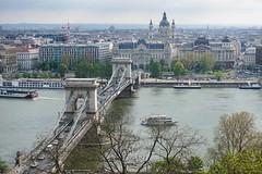 Budapest (Txulalai) Tags: budapest hungra arquitectura monumento puente bridge danubio agua urbana sony sonyilce6000 sonya6000 sonyalpha6000