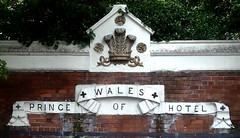 [46753] Southport : Prince of Wales Hotel (Budby) Tags: southport merseyside sefton victorian hotel fleurdelis