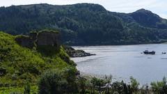 Strome Castle (RIch-ART In PIXELS) Tags: stromecastle lochcarron stromemore scotland thehighlands leicadlux6 dlux6 leica ruin castle unitedkingdom schotland lough water loch seascape seaside