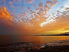 Colores del atardecer (Antonio Chacon) Tags: andalucia atardecer costadelsol marbella mlaga mar mediterrneo espaa spain sunset