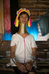 Long neck tribe (Honest Dan Photography) Tags: 2016 thailand karen long neck tribe portrate