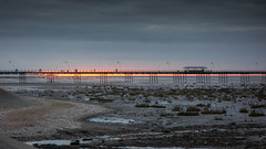 Sun_strip (tabulator_1) Tags: sunsets southport southportpier piers
