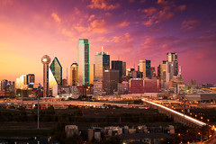 Dallas Skyline at Dusk with Autumn Sunset (SteveMasker) Tags: architecture city cityscapephotography cityscpae colorimage dfwdfwstockphotos dfwskyline dfwskylinephotography dfwskylinephotographyatdusk dfwskylineatdusk dallas dallasskylinephoto dallasskylinephotography dallasskylineattwilight dallastxskylinephotography dallastxskylineatdusk dallastxskyline dallastexas dallastexasphotography dallastexasskylinephotography dallastexasskylineatdusk dallascityscape downtown downtowndallas downtowndistrict dusk duskskylinephotography evening horizontal illuminated industrial lifestyle lights night northamerica officebuilding reuniontower skyline skyscraperphotography stephenmasker streets sunset symmetry texas texascityscapeatdusk texasskylinephotographyattwilight travel traveldestinations uptowndallas vacation vacationdestination building cityliving colorful dallasrelocation exterior futuristic locations modern nighttime officebuildings offices outside photography skyscraper skyscrapers tower traveldestination travelphotography urban wow