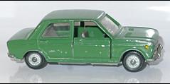 FIAT 128 (2078) MERCURY L1120677 (baffalie) Tags: auto voiture ancienne vintage classic miniature diecast toys jeux jouet