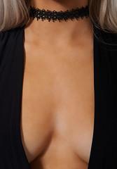 RiminiBlack (winerzuk) Tags: rimini black body flesh lace choker youfind4us