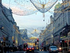 London Lights (HerryLawford) Tags: christmas regent lights decorations
