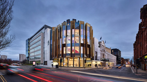 Scottish Opera Theatre Royal by Page Park Architects