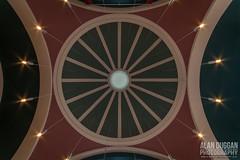 Emmanuel Church, Fleetwood (DugieUK) Tags: street wood windows church glass stone architecture canon way mural churches chapel lancashire baptism stained altar aisle dome elm pews pulpit emmanuel fleetwood elms lofthouse evangelist fleetwoods fleetwoodchurches