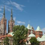 """Archikatedra św. Jana Chrzciciela we Wrocławiu // Wrocław Cathedral<a href=""""http://www.flickr.com/photos/28211982@N07/20768092216/"""" target=""""_blank"""">View on Flickr</a>"""