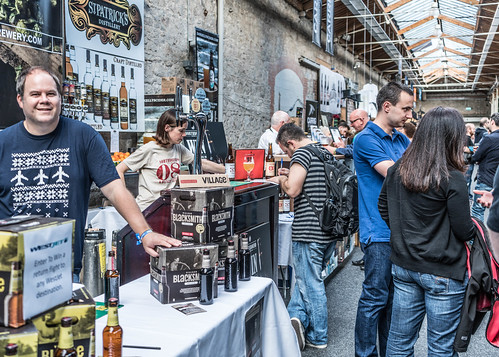 IRISH CRAFT BEER FESTIVAL IN THE RDS LAST WEEKEND IN AUGUST 2015 [SONY A7R MkII] REF-107290