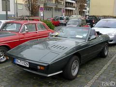 TVR Tasmin (TIMRAAB227) Tags: auto car 1982 convertible coche cabrio wedge tvr roadster cabriolet tasmin tvrmotors tvrengineeringcoltd